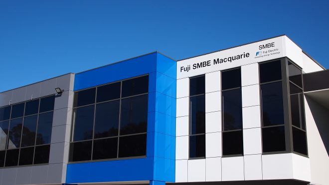 Fuji SMBE Macquarie moves to expanded new premises to meet growing demand for Australian-made switchboards